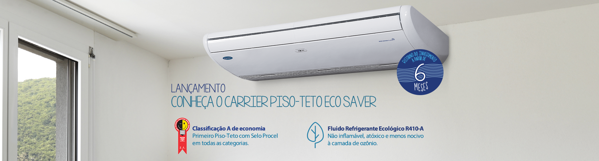 Piso Teto Space Eco Saver