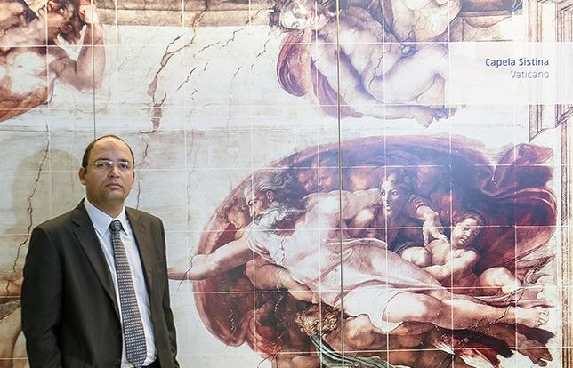 """Cristiano Brasil, ministrou palestra """"Utilização de Recuperadores de Energia de Forma Eficiente"""""""