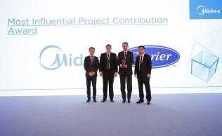 Midea Carrier é premiada na Itália por climatização das estruturas para evento multiesportivo do Rio